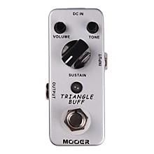 Open BoxMooer Triangle Buff Fuzz Guitar Effects Pedal