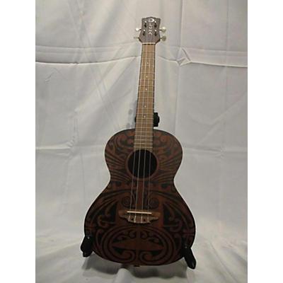 Luna Guitars Tribal Tenor Ukulele