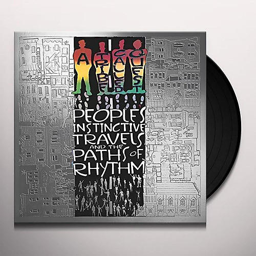 Alliance Tribe Called Quest - People's Instinctive Travels and the Paths of Rhythm (25th Anniversary Edition)