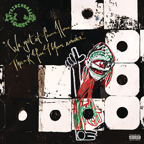 Alliance Tribe Called Quest - We Got It From Here: Thank You 4 Your Service