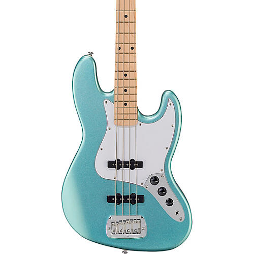 G&L Tribute JB Electric Bass Condition 2 - Blemished Turquoise Mist 194744174810