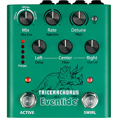 Eventide TriceraChorus Effects Pedal