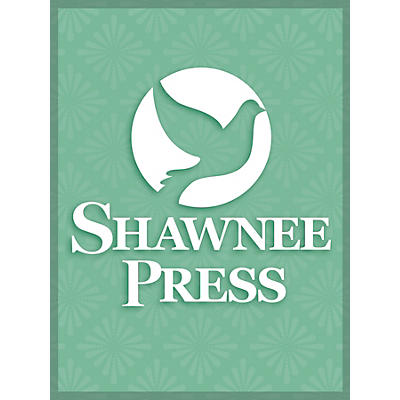 Shawnee Press Trickle, Trickle SATB Arranged by Steve Zegree