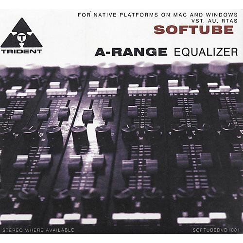 Softube Trident A-Range Equalizer-Native Plug-In