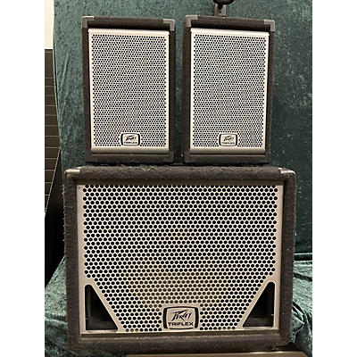 Peavey Triflex II Sound Package