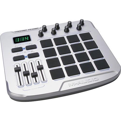 M-Audio Trigger Finger-16 MIDI Drum Control Surface