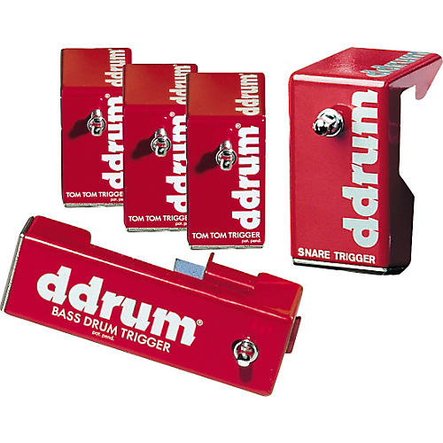ddrum Trigger Kit Condition 1 - Mint