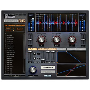 Drum Triggers Software : slate digital trigger platinum drum replacement software download musician 39 s friend ~ Russianpoet.info Haus und Dekorationen