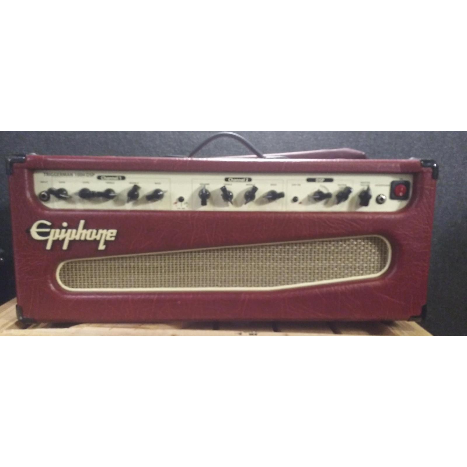 Epiphone Triggerman 100H DSP Solid State Guitar Amp Head