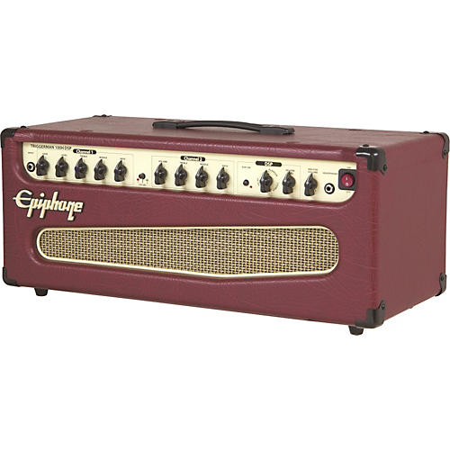 Epiphone Triggerman 100H DSP Solid State Guitar Amplifier Head