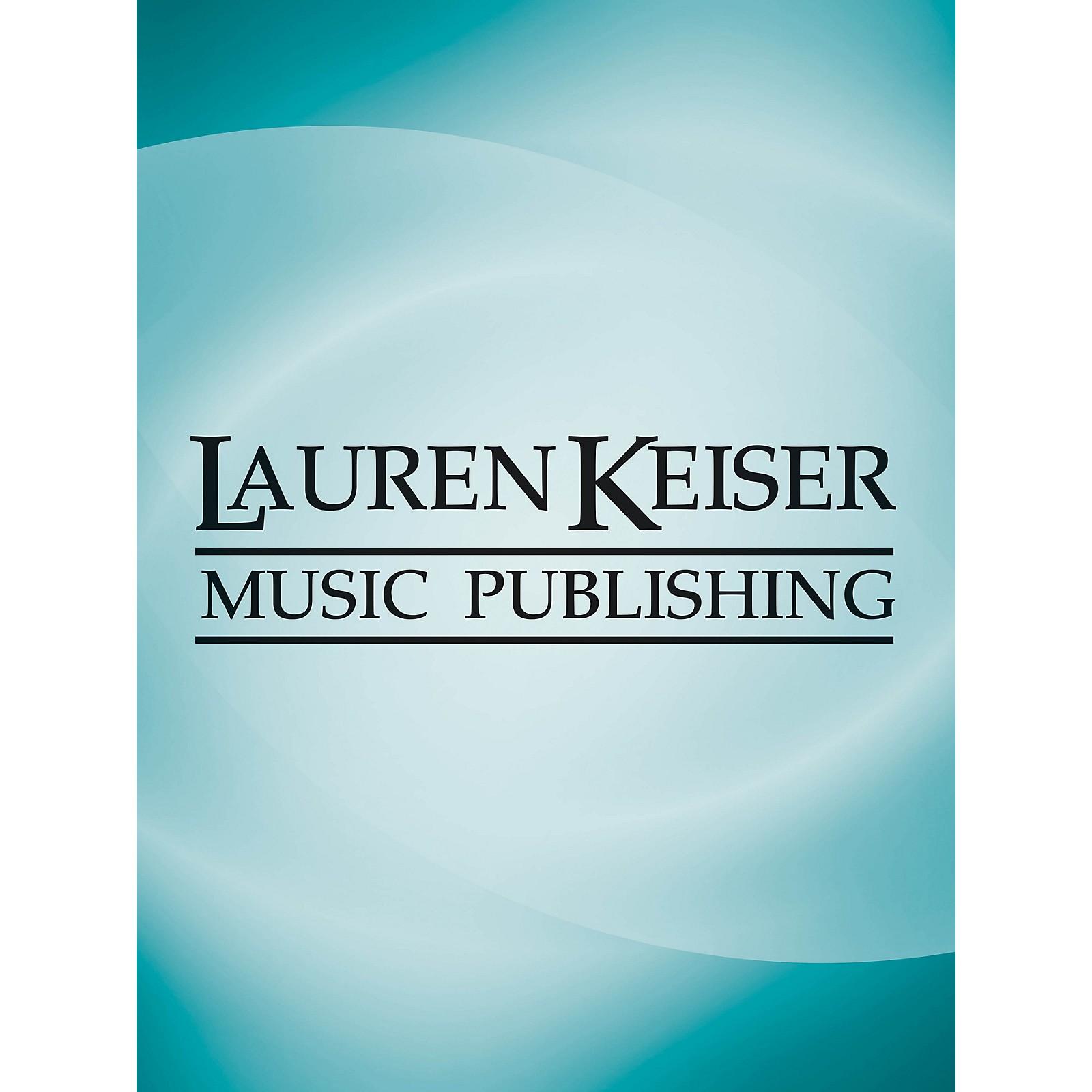 Lauren Keiser Music Publishing Trigon, Op. 31 (Tenor Saxophone Solo with Keyboard) LKM Music Series