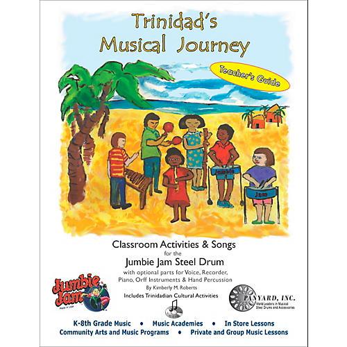 Panyard Trinidad's Musical Journey for Jumbie Jam - Teacher's Guide