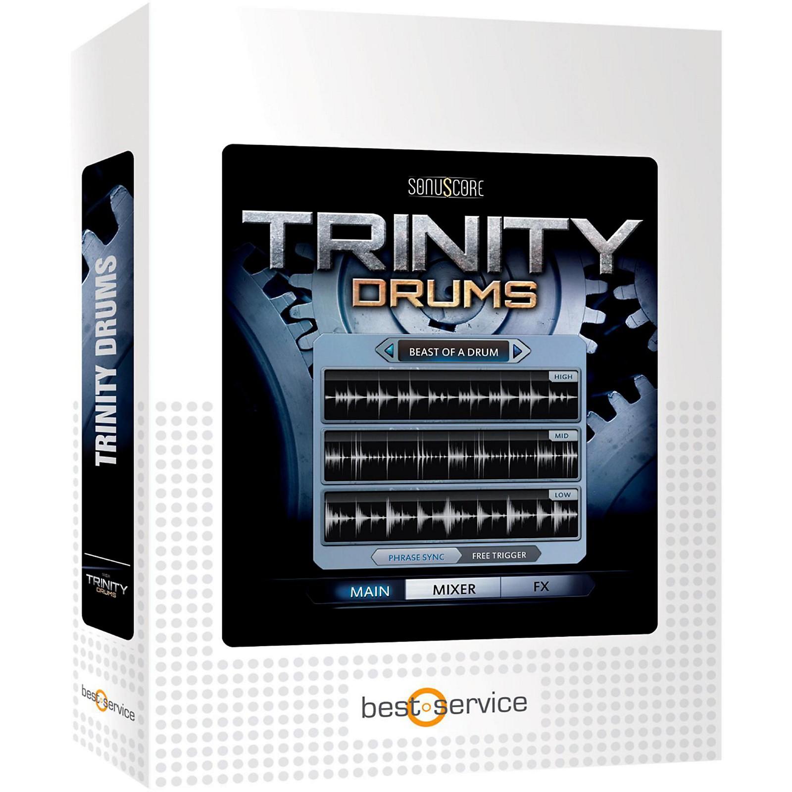 Sonuscore Trinity Drums