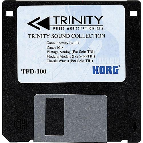 Korg Trinity Sound Collection