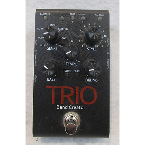Trio Band Creator Pedal