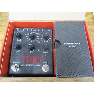Digitech Trio+ Band Creator Plus Looper Pedal