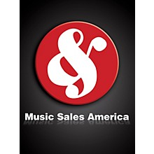 Music Sales Trio Op. 6 (Parts) Music Sales America Series by Malcolm Arnold