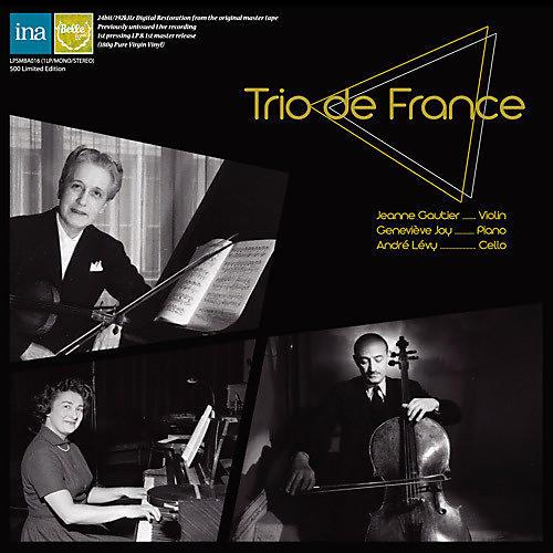 Alliance Trio de France - Faure & Ravel Trios