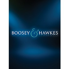 Bote & Bock Trio in E minor, Op. 102 (Set of Parts) Boosey & Hawkes Chamber Music Series Composed by Max Reger