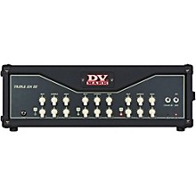 Open Box DV Mark Triple 6 III 120W All-Tube Guitar Head
