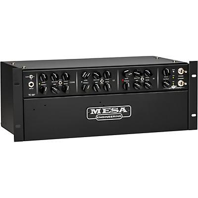 Mesa Boogie Triple Crown TC-50 Rackmount Guitar Tube Head