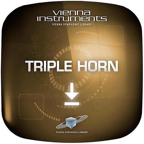 Vienna Instruments Triple Horn Full