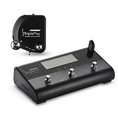 Fishman TriplePlay Wireless & FC-1 Floor Guitar Controller