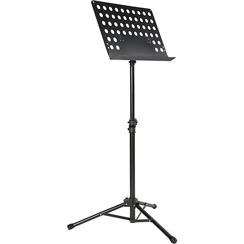 Musician's Gear Tripod Orchestral Music Stand Perforated
