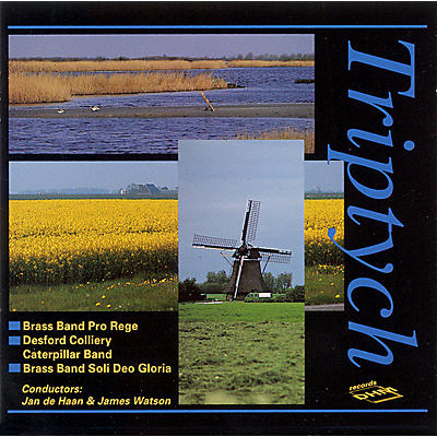 De Haske Music Triptych CD (De Haske Brass Band Sampler CD) De Haske Brass Band CD Series CD  by Various