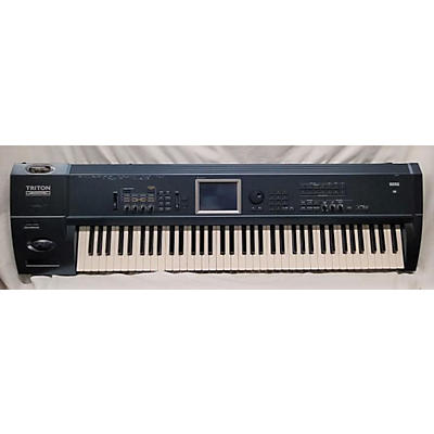 Korg Triton Extreme 76 Key Keyboard Workstation