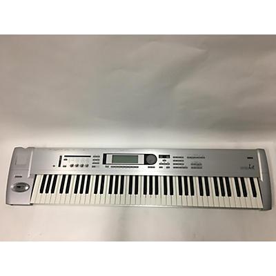 Korg Triton Le 76 Key Keyboard Workstation