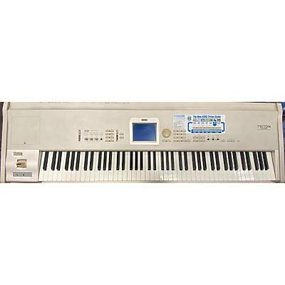 Korg Triton Studio 88 Key Keyboard Workstation