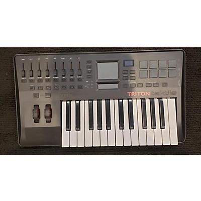 Korg Triton Taktile MIDI Controller