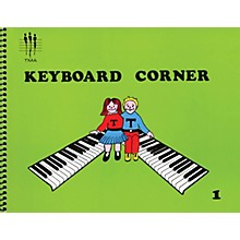 Hal Leonard Tritone Keyboard Corner - Book 1 Misc Series Softcover Written by Various Authors