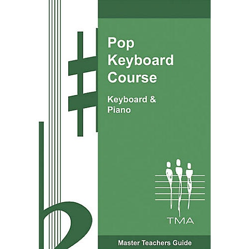 Hal Leonard Tritone Master Teachers Guide - Pop Keyboard Classroom Method (Book 1) Book Series CD-ROM by Various