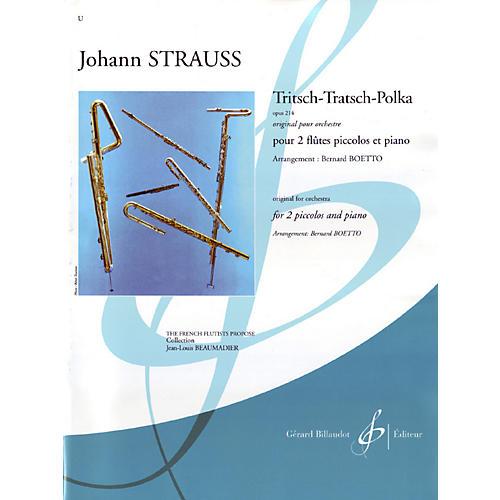 Theodore Presser Tritsch-Tratsch-Polka Op.214
