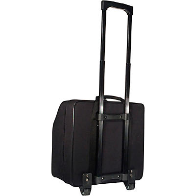 Sofiamari Trolly Accordion Case with Telescopic Handle