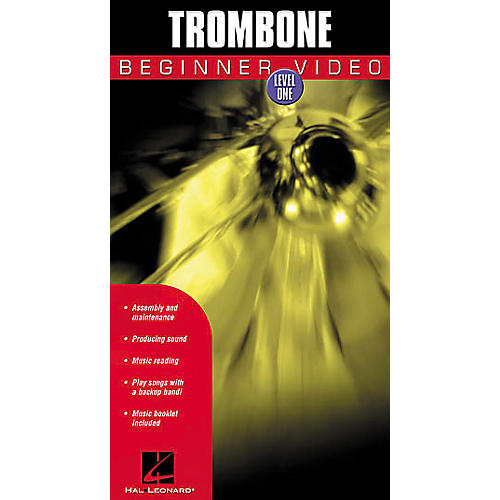 Hal Leonard Trombone Beginner Video - Level 1