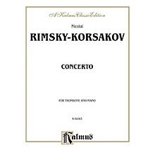 Alfred Trombone Concerto for Trombone By Nicolai Rimsky-Korsakov Book