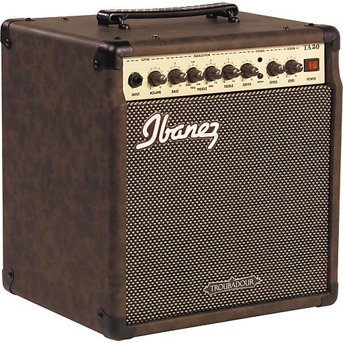 Ibanez Troubadour TA20 20W Acoustic Combo Amplifier
