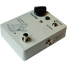 Open BoxBigfoot Trouble Booster Overdrive Effects Pedal