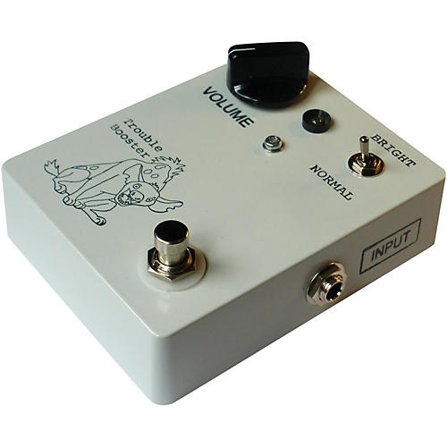 Bigfoot Trouble Booster Overdrive Effects Pedal