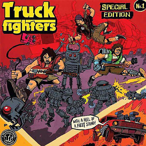 Alliance Truckfighters - Gravity X / Phi