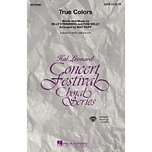 Hal Leonard True Colors SSA Arranged by Mac Huff