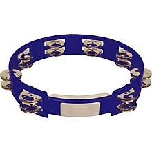 True Colors Tambourine Cobalt Blue 10 in.