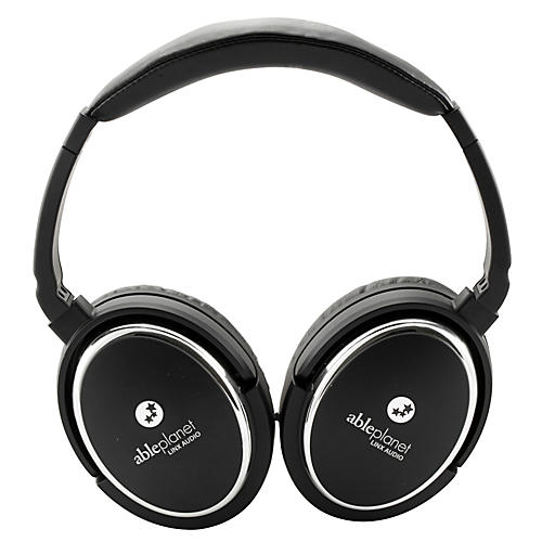Able Planet True Fidelity NC350BC Around the Ear Noise Canceling Headphone