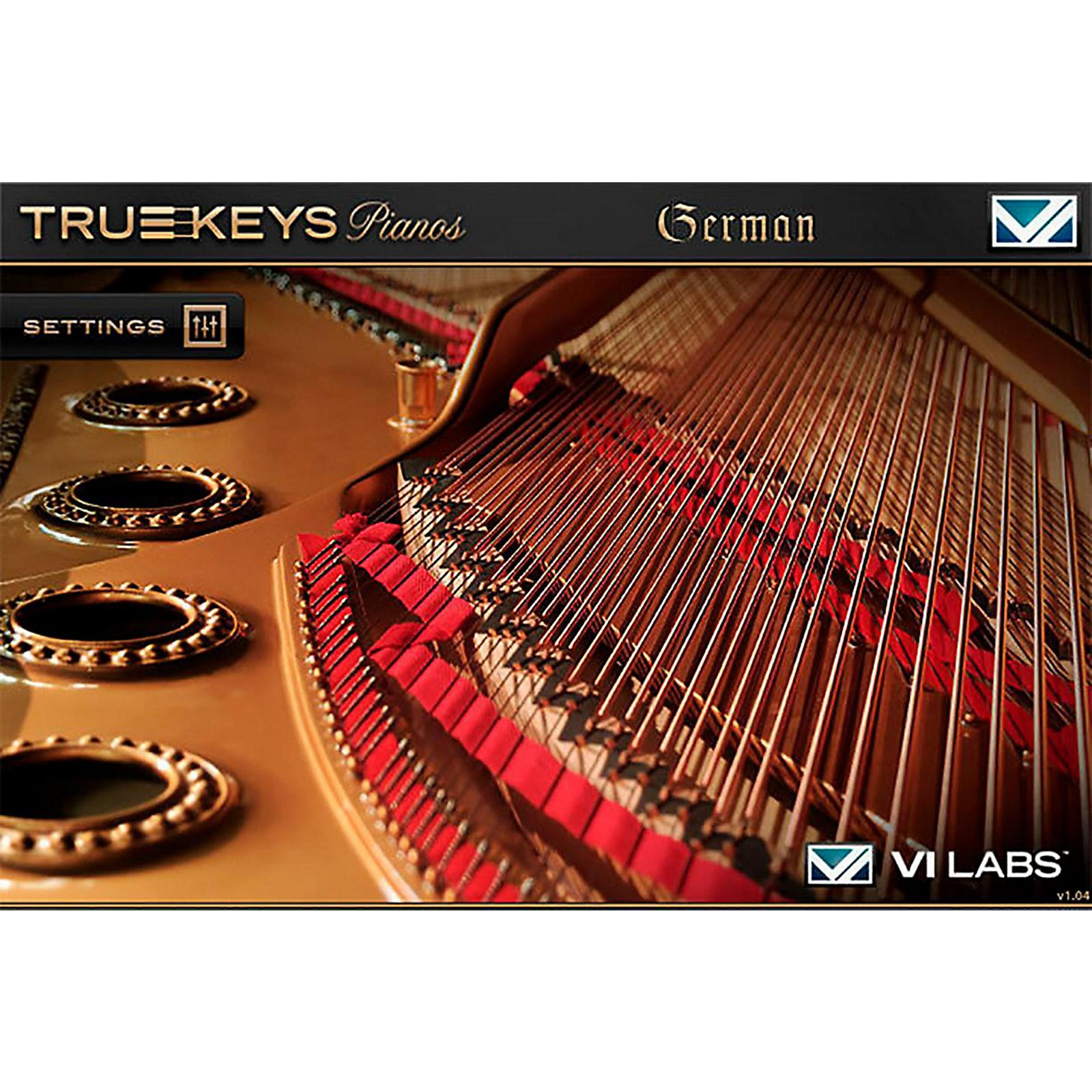 VI Labs True Keys German