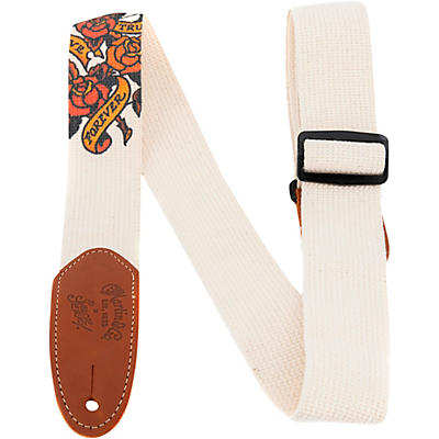 Martin True Love Cotton Weave Guitar Strap