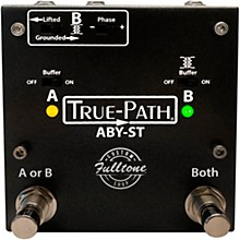 Open Box Fulltone Custom Shop True-Path ABY-ST V2 Switch Pedal