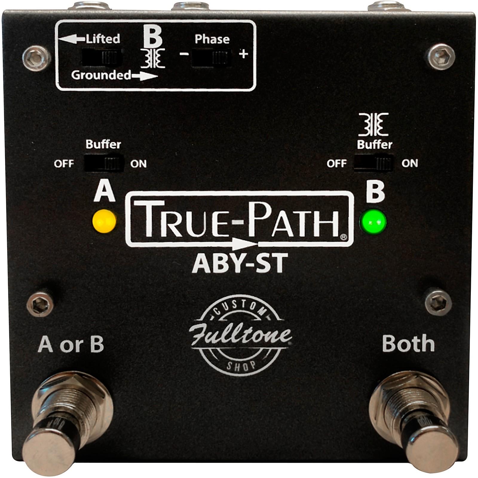 Fulltone Custom Shop True-Path ABY-ST V2 Switch Pedal